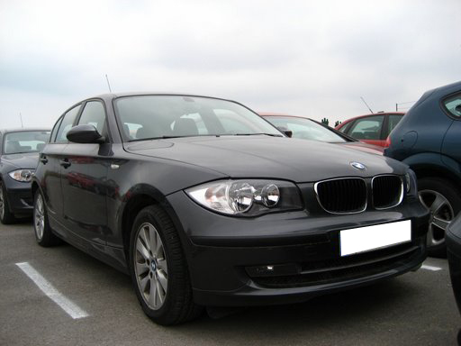 bmw 118 d en stock chez blog auto carid al. Black Bedroom Furniture Sets. Home Design Ideas