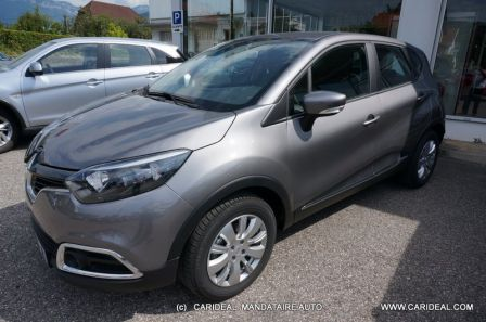 Achat renault captur carideal mandataire automobile chambery savoie