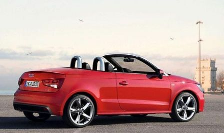 audi a1 cabriolet occasion. Black Bedroom Furniture Sets. Home Design Ideas