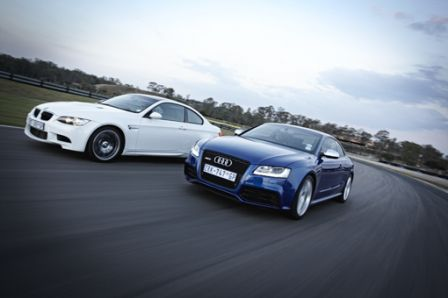 bmw m3 vs Audi RS5