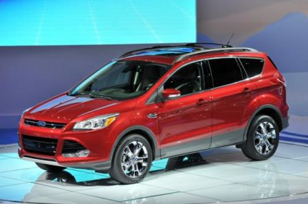 FORD KUGA 2013 - Blog Carideal