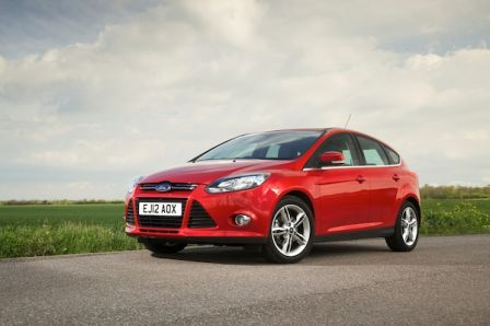 Ford Focus is Diesel Car magazine's best medium car (UK)