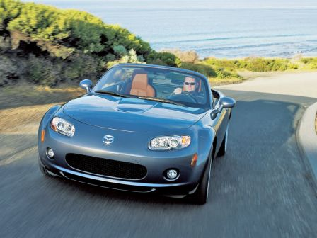 Cabriolet d'occasion Mazda MX 5