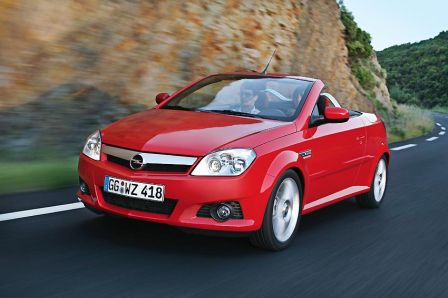 Cabriolet d'occasion Opel Tigra Twin Top