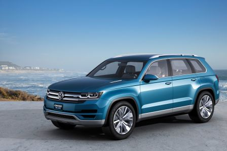 2013 Volkswagen Cross Blue