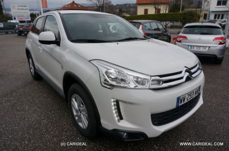 achat Citroen C4 aircross carideal mandataire automobile Chambery
