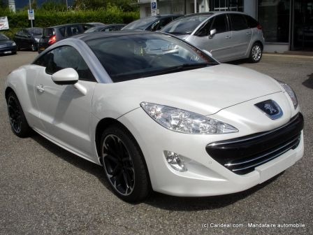 achat peugeot rcz hdi 163 neuve en stock blog auto carid al. Black Bedroom Furniture Sets. Home Design Ideas
