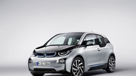 bmw i3 2013 petite voiture lectrique blog auto carid al. Black Bedroom Furniture Sets. Home Design Ideas