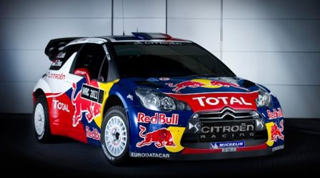premiere victoire pour la citroen ds3 wrc blog auto carid al. Black Bedroom Furniture Sets. Home Design Ideas