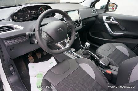 Essai grip control sur la neige en Peugeot 2008 - Blog auto Caridéal