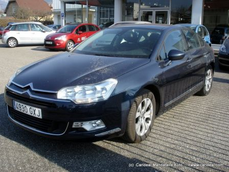 Citroen c5 occasion blog auto carid al for Achat voiture d occasion garage