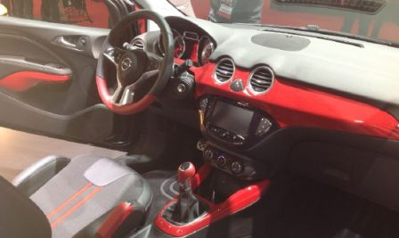 Opel adam 1 4 ecoflex 87 ch glam blog auto carid al for Opel adam s interieur