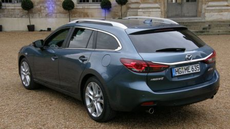 mazda 6 wagon le break meilleur que la berline blog auto carid al. Black Bedroom Furniture Sets. Home Design Ideas