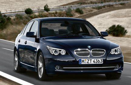 BMW Série 5 2007 le lifting essai vidéo
