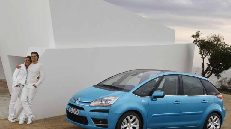 Citroen C4 Picasso HDI Exclusive 2008