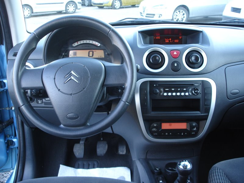 La citroen c3 d occasion blog auto carid al for Climatisation d interieur