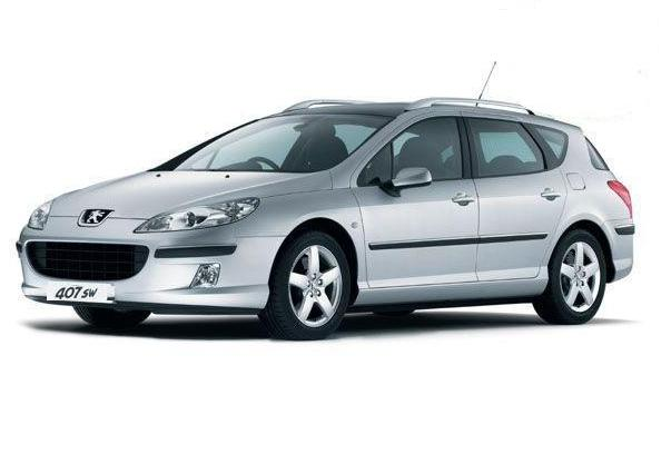 Peugeot 407 SW occasion