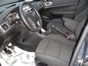 Ergonomie pour la Peugeot 307 SW d'occasion