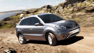Achat Renault Koleos 2009