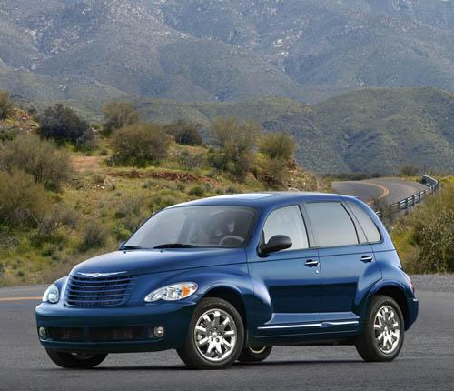 Essai Chrysler PT Cruiser occasion