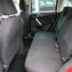 banquette arrière Citroen C3 2009