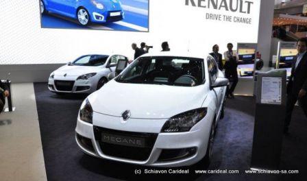 Renault Megane GT et GT-line