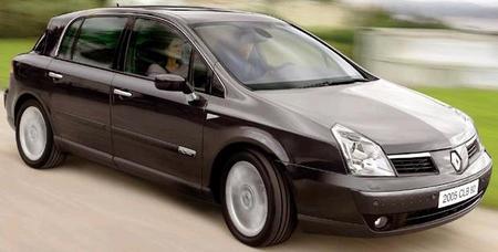 Renault Vel Satis d'occasion une affaire originale