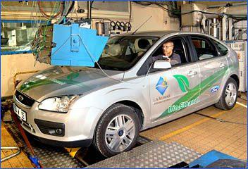 NEDC test de consommation et émmission de CO2 europeen