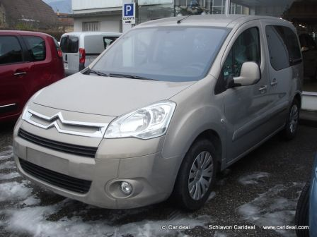 Essai Citroen Berlingo 2 d'occasion