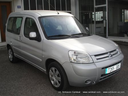 Essai Citroen Berlingo 1 occasion