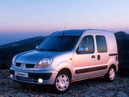 Fiche Renault Kangoo d'occasion