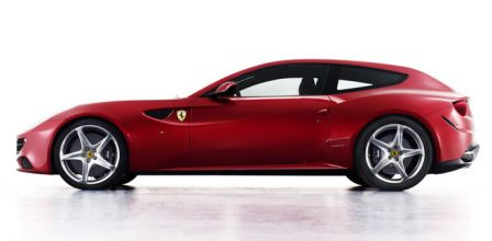 Ferrari FF 12 cylindres 4 portes 4 roues motrices