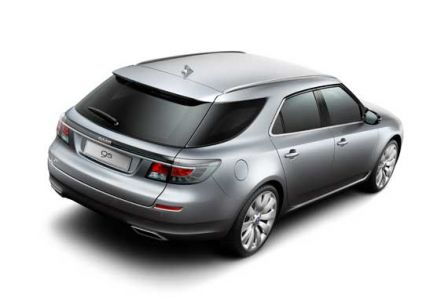 Saab 9-5 Estate commercialisé en septembre