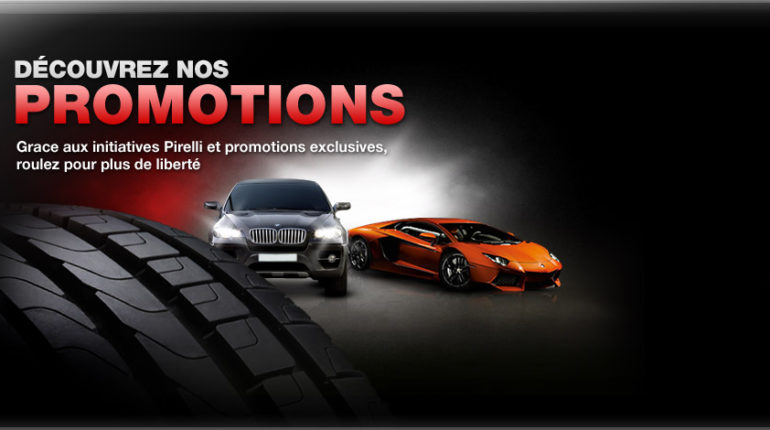 Promotion Pneu