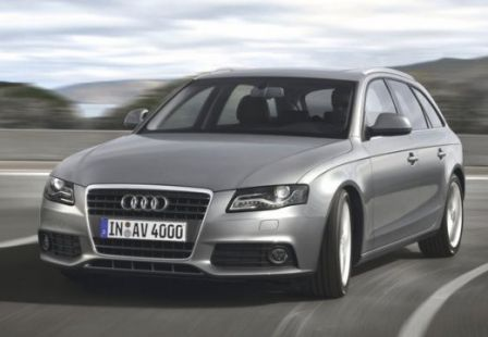 L'audi A4 avant passe au programme Efficiency avec sa version TDIE