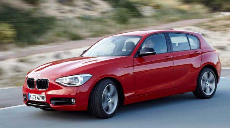 Nouvelle BMW 116i 2012 à l'essai