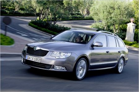 Essai Skoda Superb d'occasion