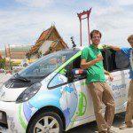 Electric Odyssey En Chine