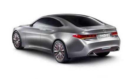 Le premier concept-car d'Hyundai BHCD-1