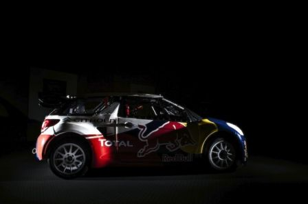 Loeb aux X Games de Los Angeles 2012