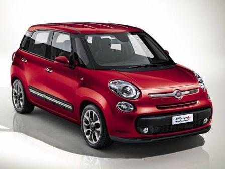 La Fiat 500L va prendre la place de l'Idea dans la gamme