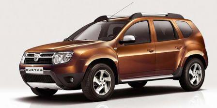 Dacia Duster partout dans le Monde et en Inde