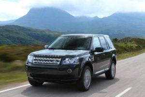 Land Rover Freelander 2013 en Vidéo