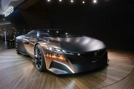 concept car peugeot onyx pr sent au mondial de l 39 auto 2012 blog auto carid al. Black Bedroom Furniture Sets. Home Design Ideas