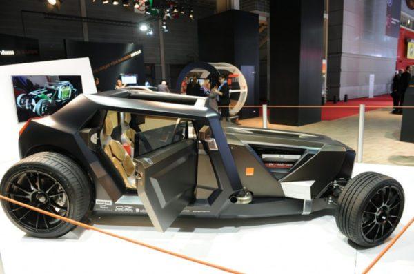 Concept-car Eight Franco Sbarro