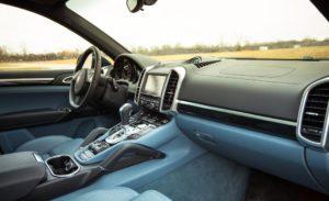 Porsche Cayenne S Diesel intérieur-2