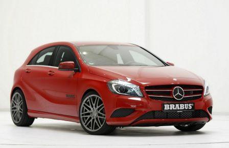 Nouvelle Mercedes classe A par Brabus en Vidéo