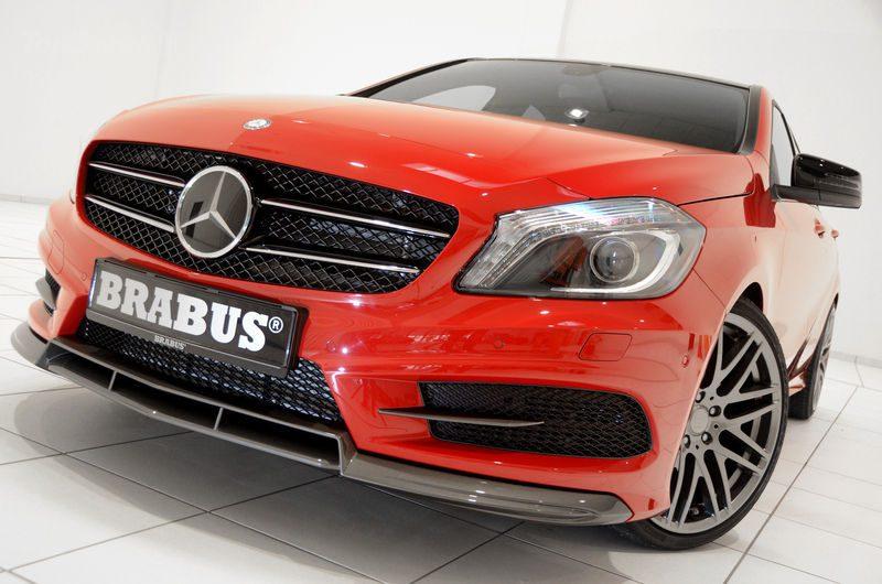 Mercedes Benz Classe A Brabus