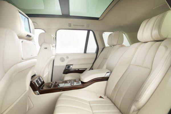 Land Rover 2013 4x4 de Luxe siège arrière