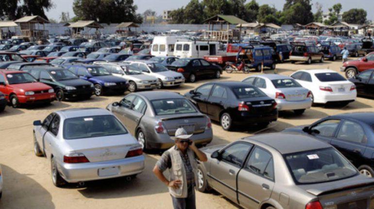 Assainissement du marché des véhicules d'occasions